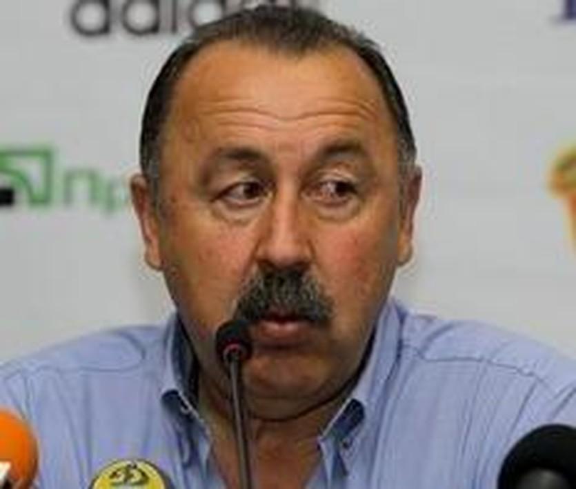Валерий Газзаев, фото ФК Металлист