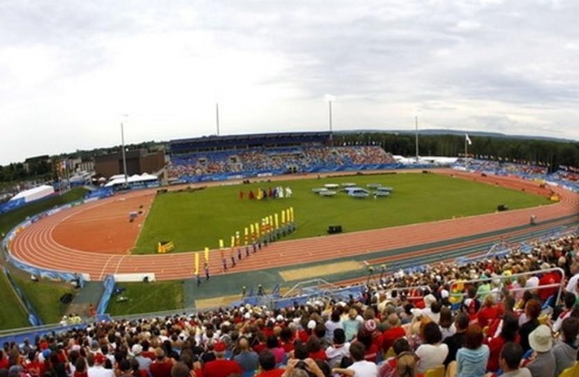 Стадион в Монктоне, AP