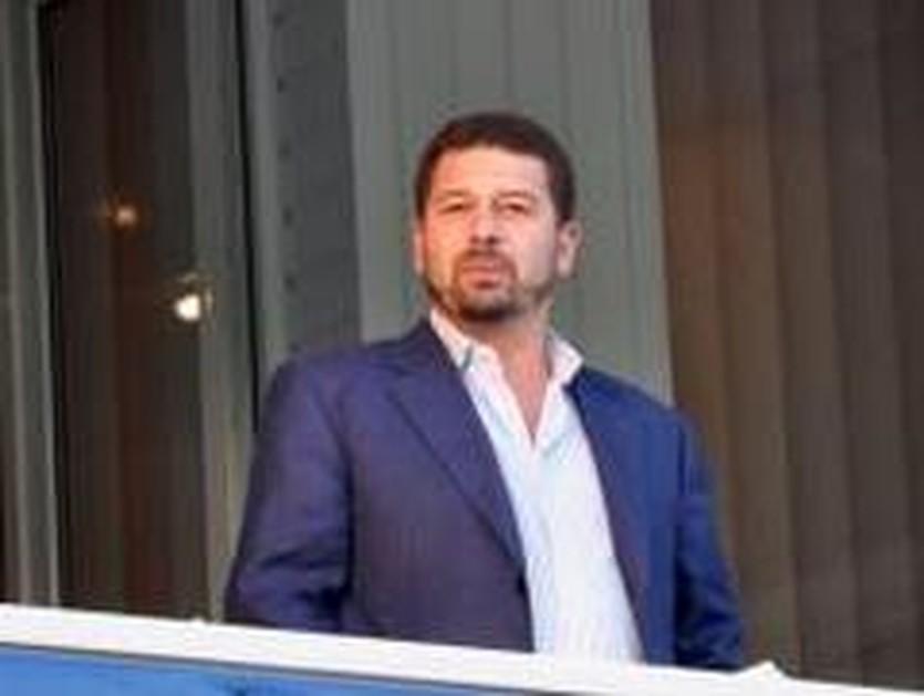 Евгений Геллер, фото ФК Заря