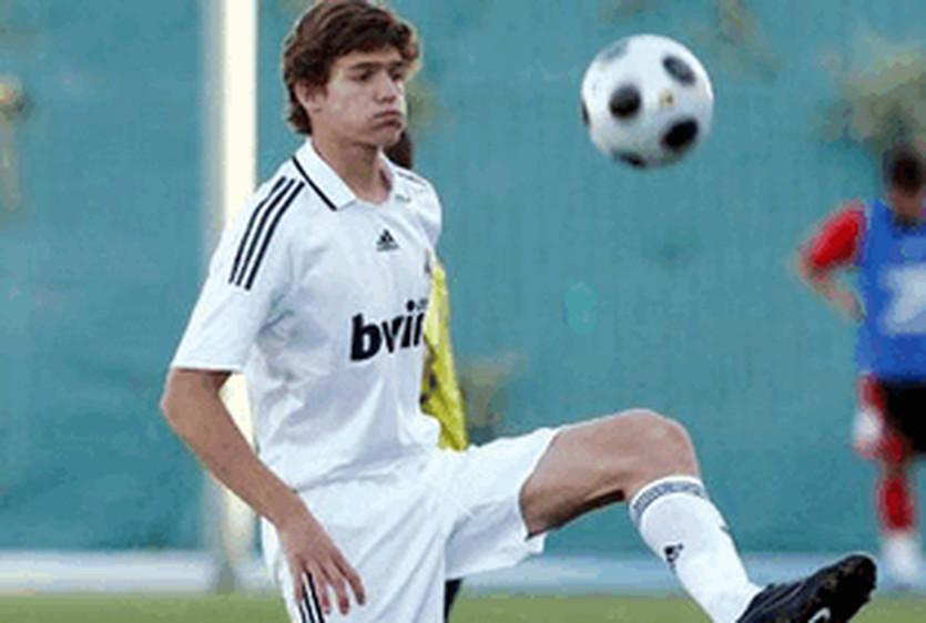 Маркос Алонсо, фото ФК Реал