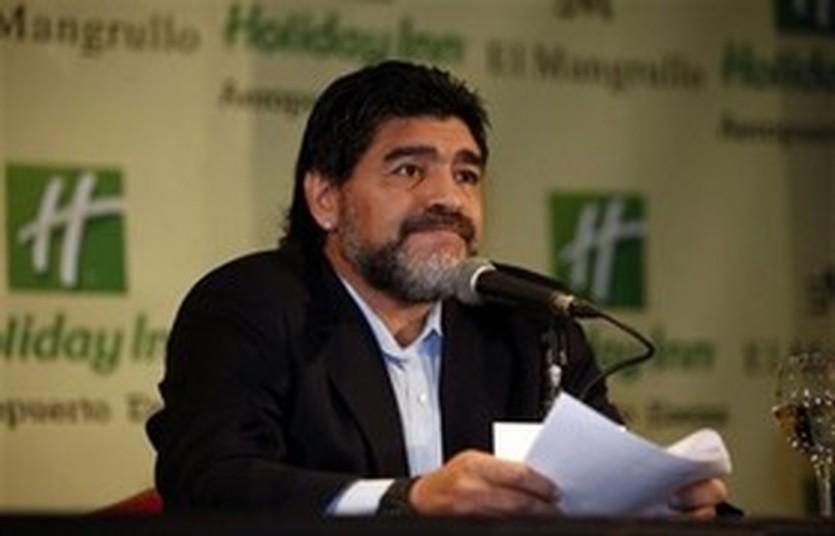 Диего Марадона, AP