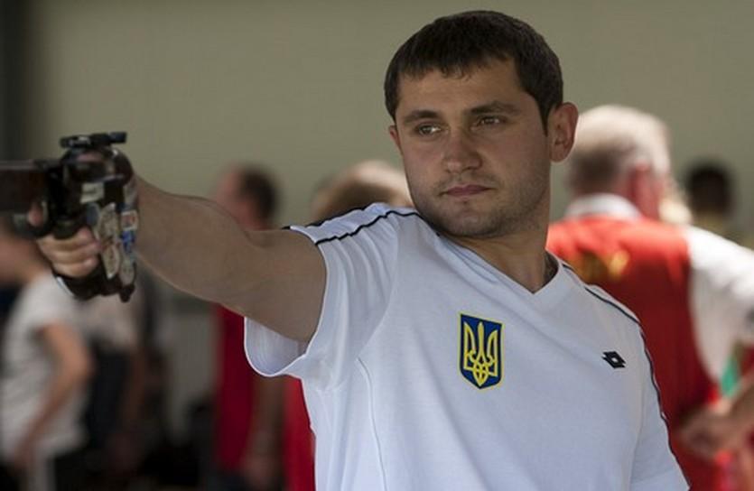 Победитель июльского этапа Кубка мира в Белграде Олег Омельчук, shooting-ua.com