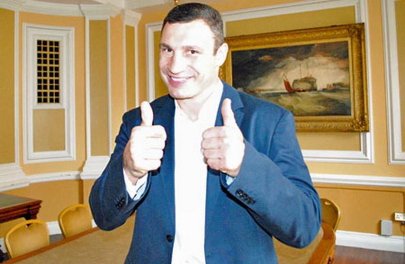 Виталий Кличко, AP