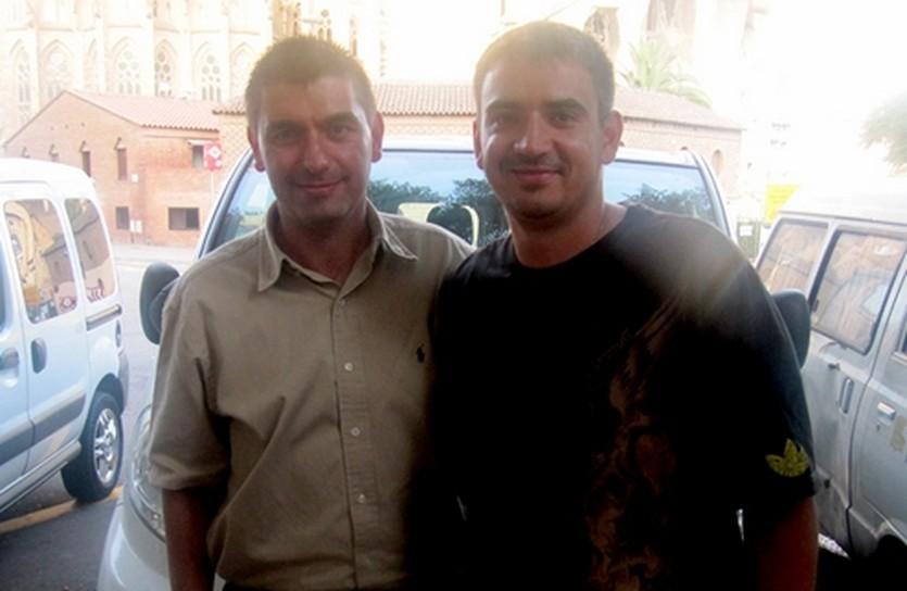Хосеп Беррокаль и Сергей Голод. Курс единый? фото БК Будивельник