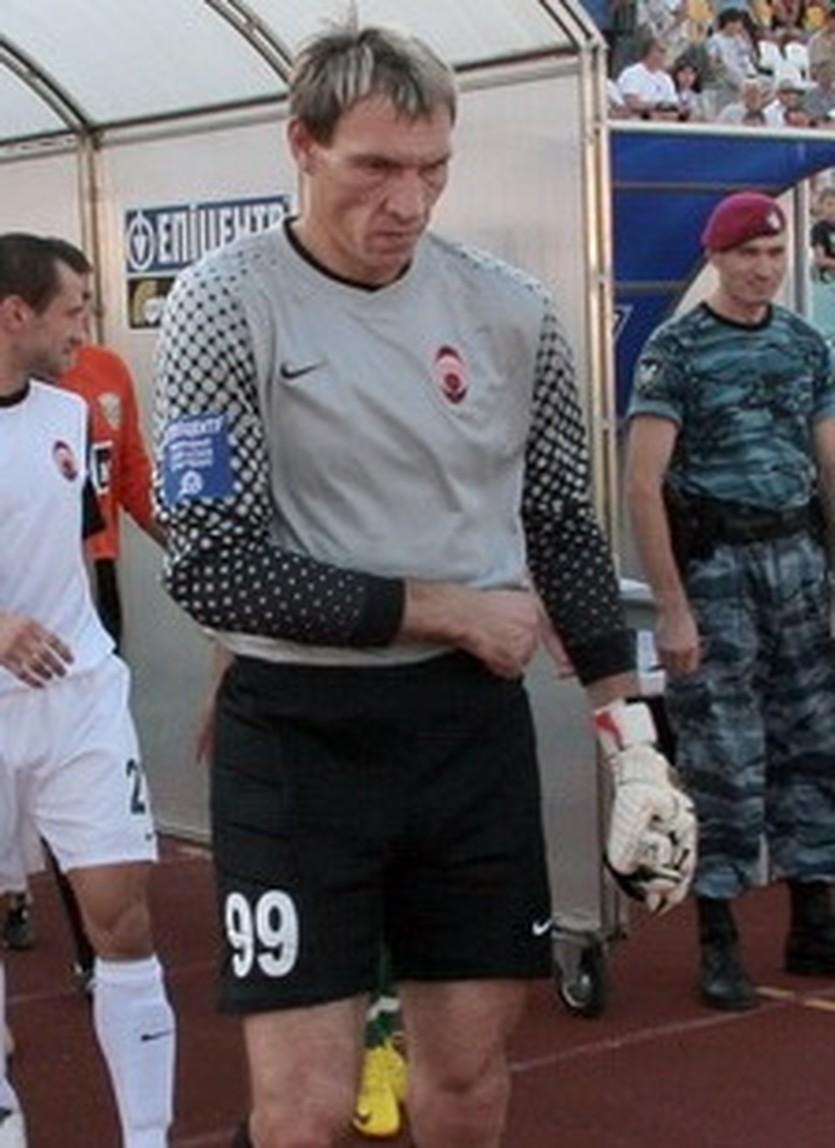 Игорь Шуховцев, фото ФК Заря