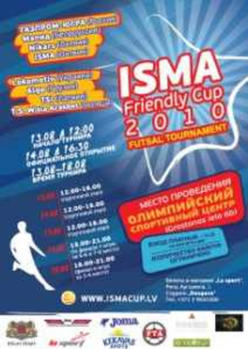 ismacup.lv