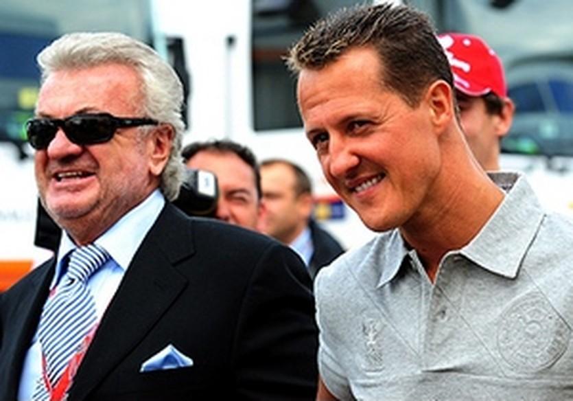 Вебер и Шумахер, фото auto123.com