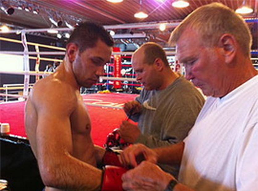 Фриц Здунек, fightnews.com