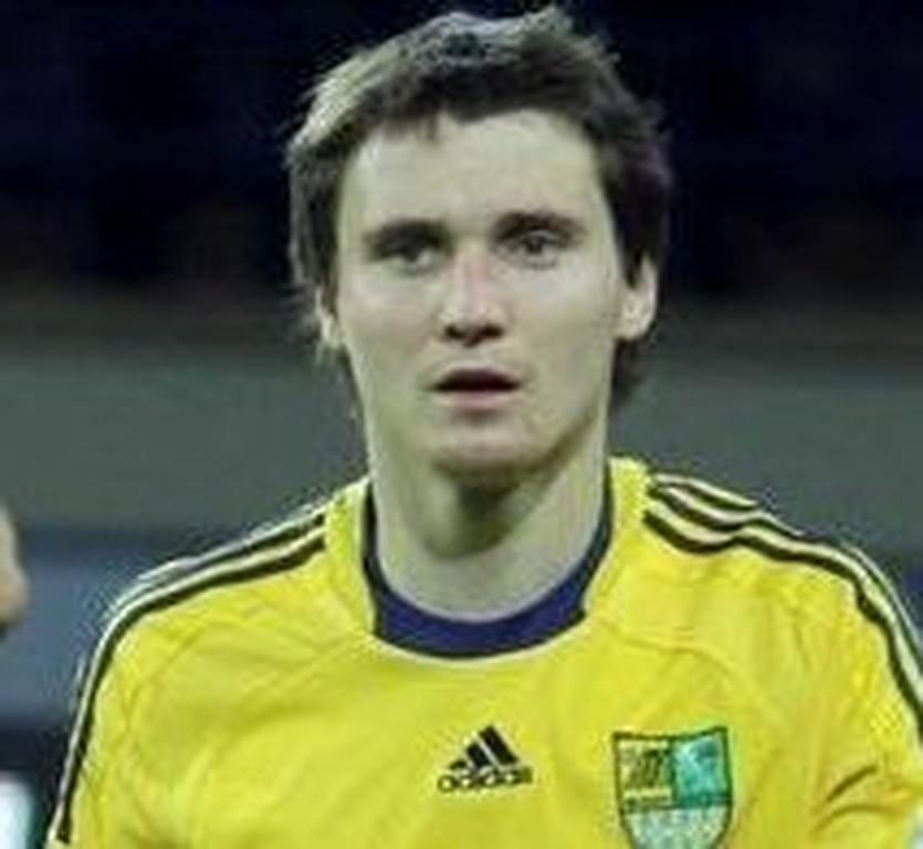 Денис Олейник, фото ФК Металлист