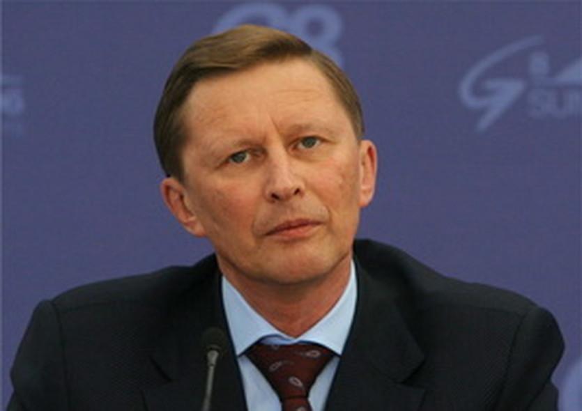 Сергей Иванов, AP