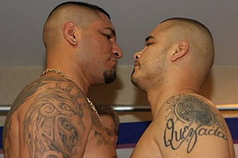Арреола и Кесада, fightnews.com