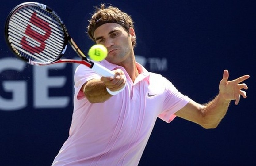 Роджер Федерер, фото Reuters