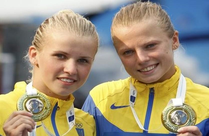 Алина Чапленко и Юлия Прокопчук, Reuters
