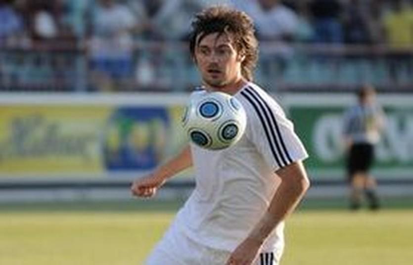 Артем Милевский, фото Ильи Хохлова, Football.ua