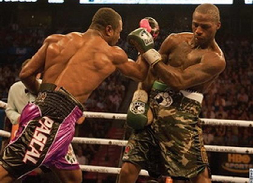 Доусон против Паскаля, boxingscene.com
