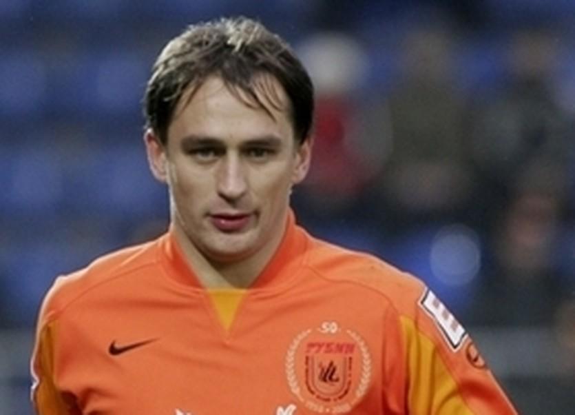 Сергей Рыжиков, фото ФК Рубин