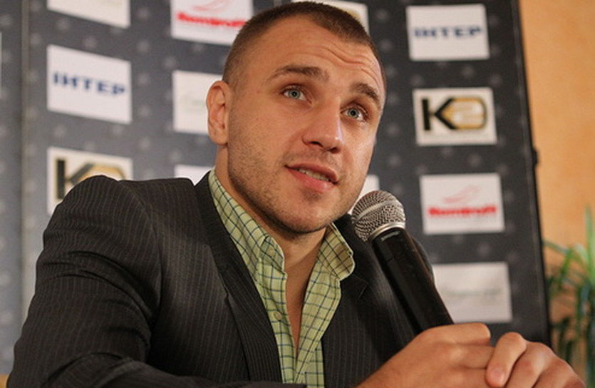 Макс Бурсак, фото С. Ведмидя, iSport.ua