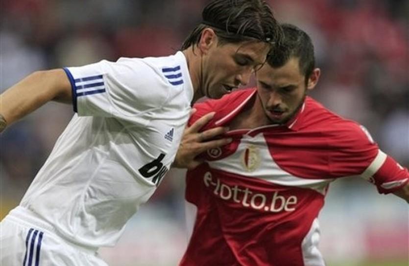 Серхио Раомс (слева), AP
