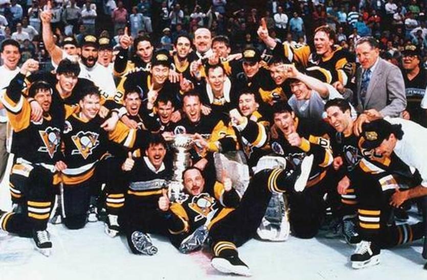 НХЛ. Вспомним прошлое. Финалы Кубка Стэнли 1990-1994. Видео