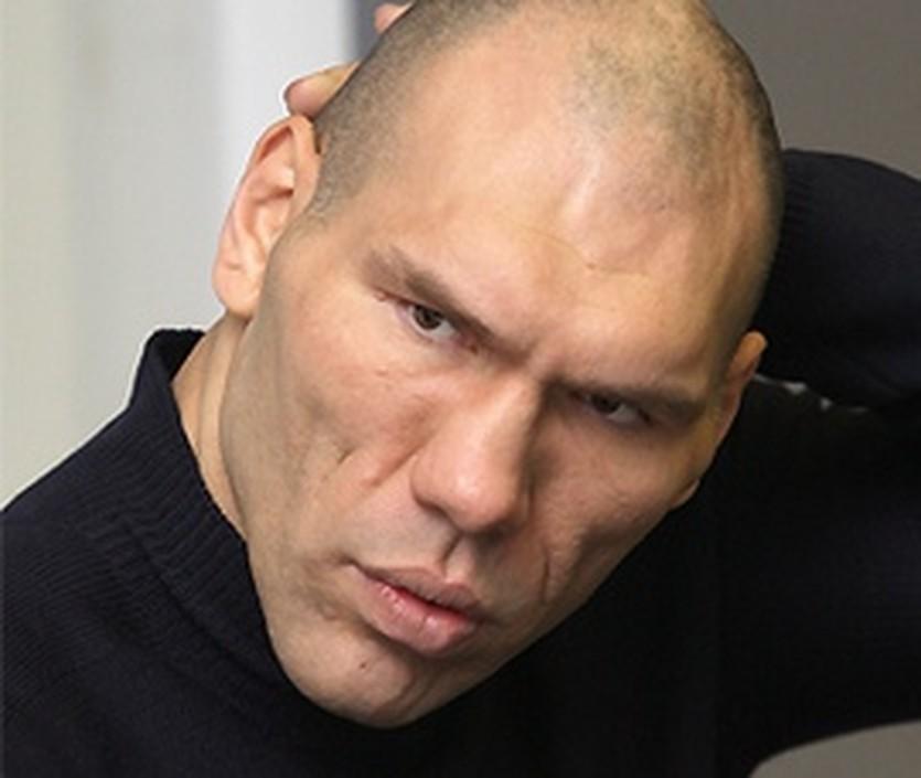 Николай Валуев, dni.ru