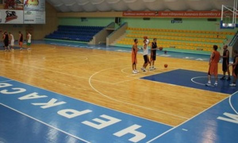 Этот зал увидит большой баскетбол нескоро..., фото БК Черкасские Мавпы