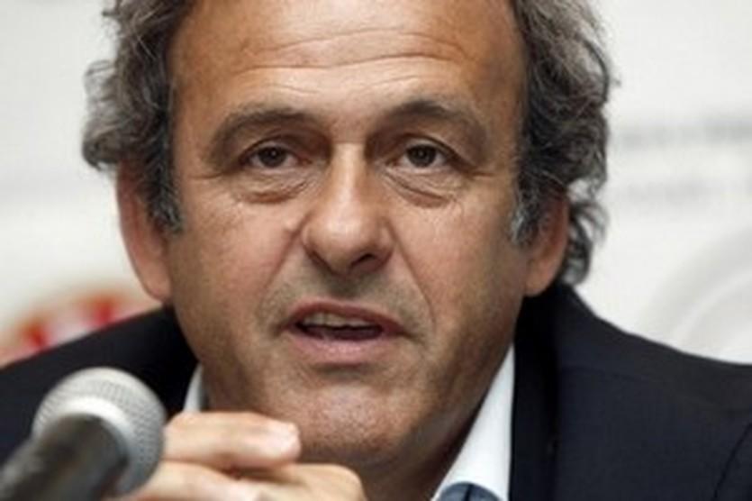 Мишель Платини, фото Reuters