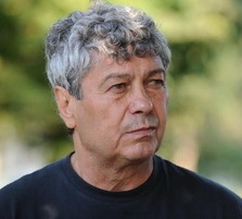 Мирча Луческу, фото ФК Шахтер