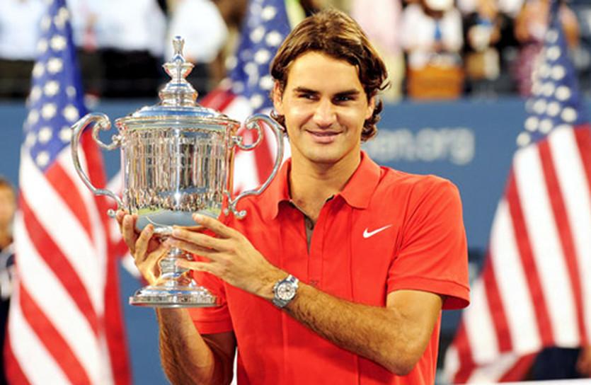 Роджер Федерер пять раз подряд побеждал на US Open