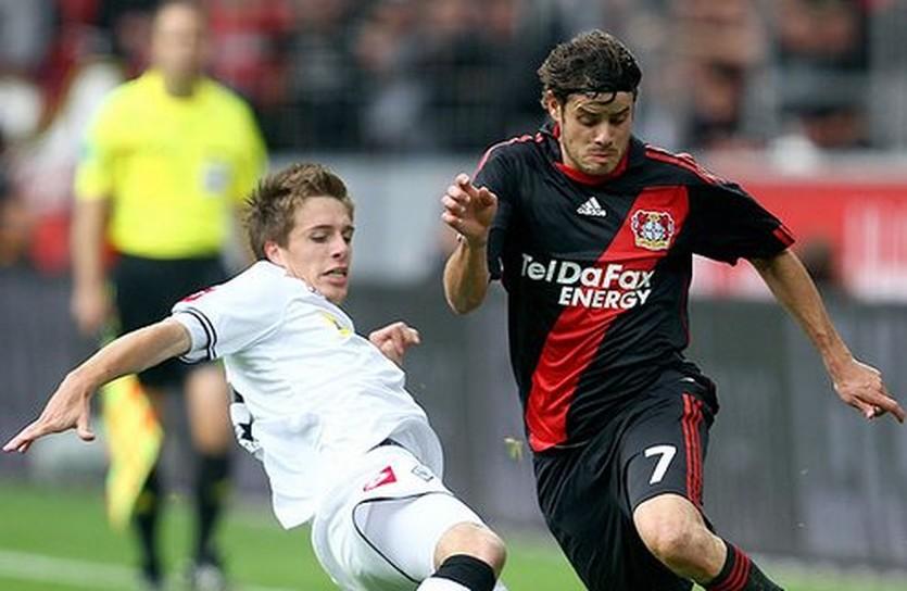 Херрманн и Барнетту остановил, и гол забил, фото bundesliga.de