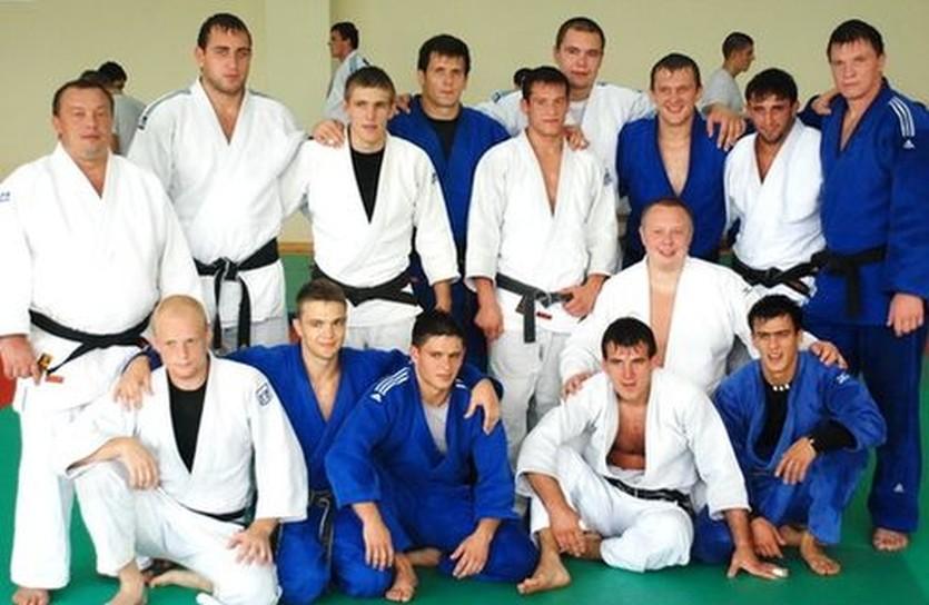 Мужская сборная Украины, judoinfo.kiev.ua