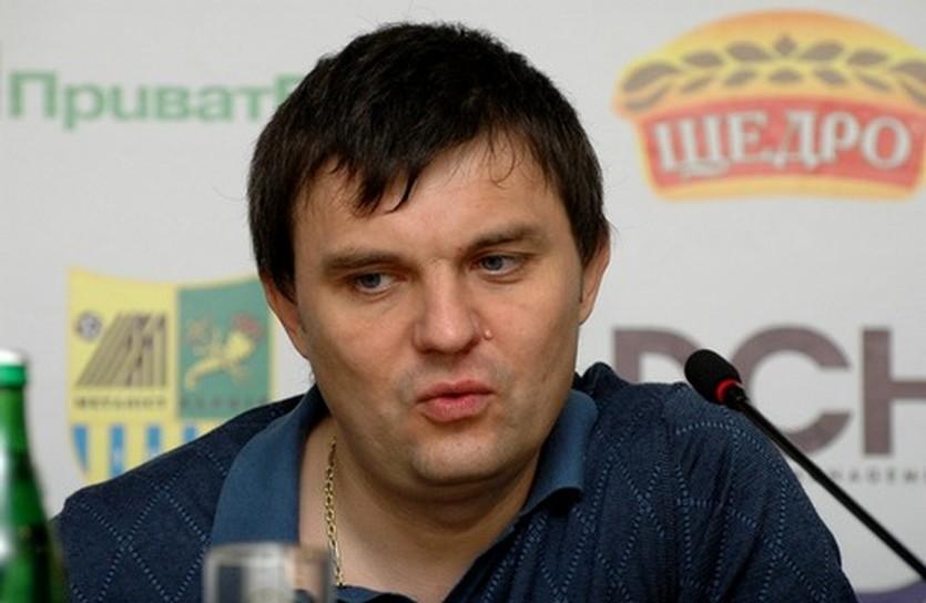 Евгений Красников, фото Д.Неймырока, football.ua