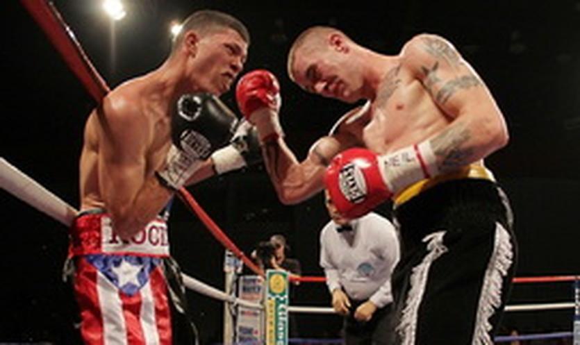 Мартинес и Бернс, boxingscene.com