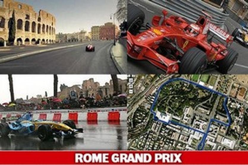 Гран-при Рима быть?, фото singaporegp.org