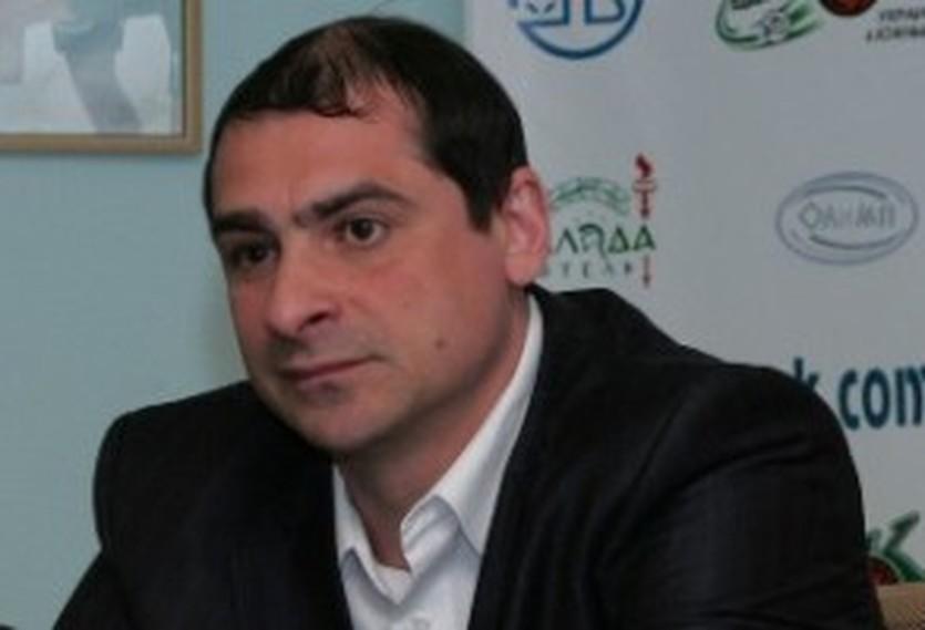Игорь Чигринов, фото БК Химик