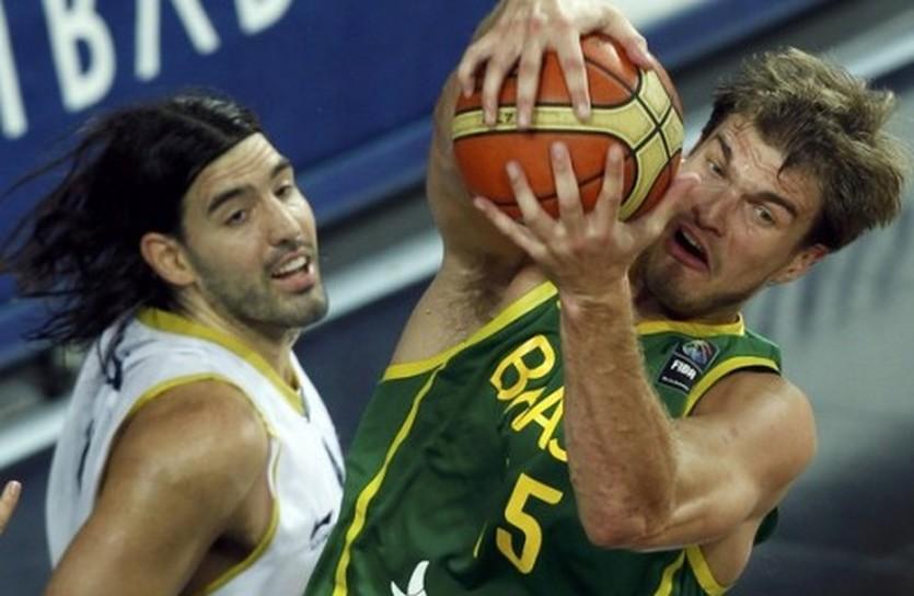 Держать мяч у Сплиттера получалось лучше, чем держать Сколу, фото Reuters