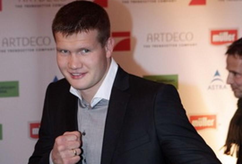 Александр Димитренко, fightnews.ru
