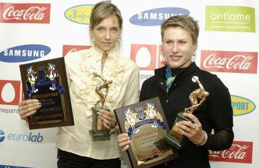 Ольга Салдуха и Инна Осипенко-Радомская, sport-express.com.ua