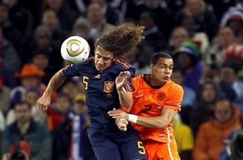 Ван дер Виль против Пуйоля, Reuters