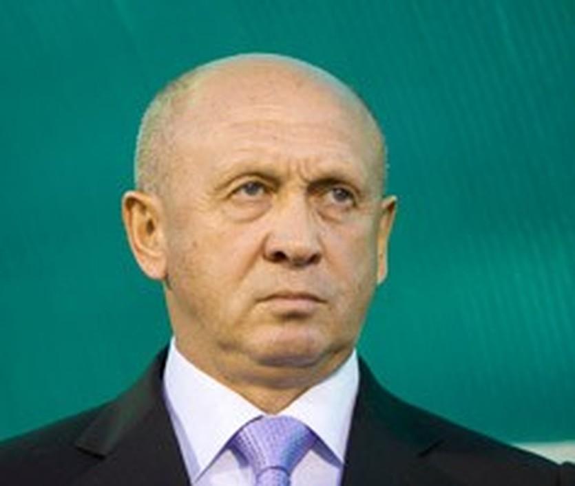 Николай Павлов, фото ФК Днепр
