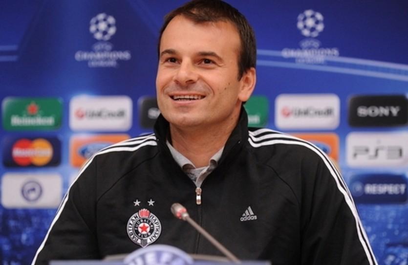 Александр Станоевич, фото ФК Шахтер