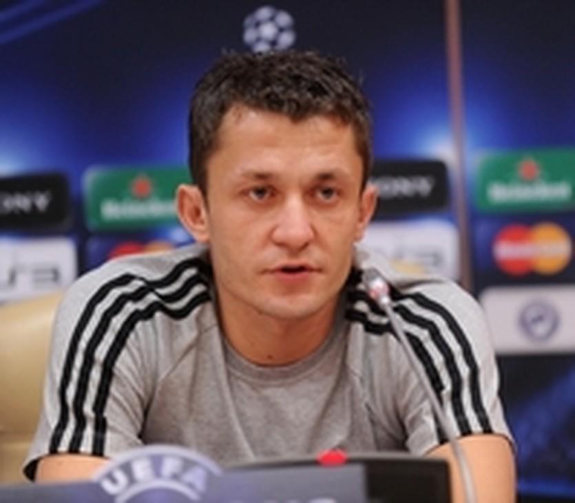 Саша Илич, фото ФК Шахтер
