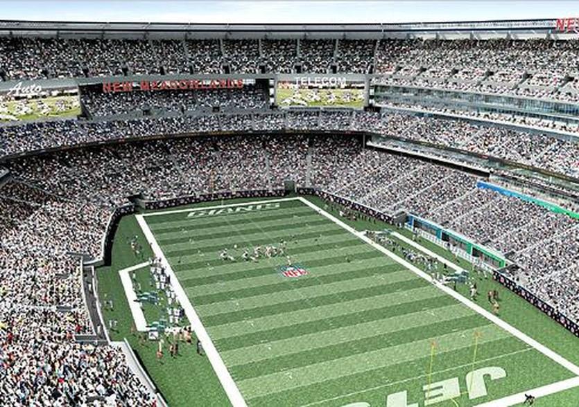 Новый стадион Гигантов, AP