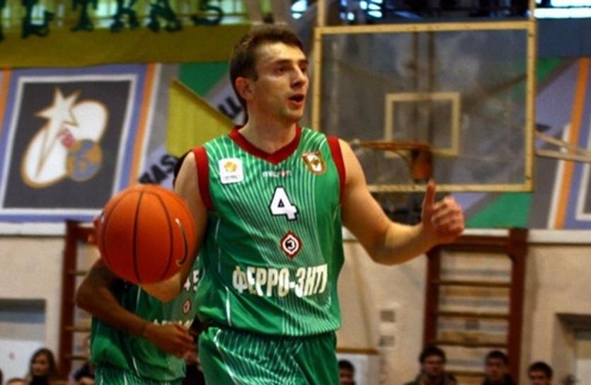 Александр Рыбалко, фото БК Говерла
