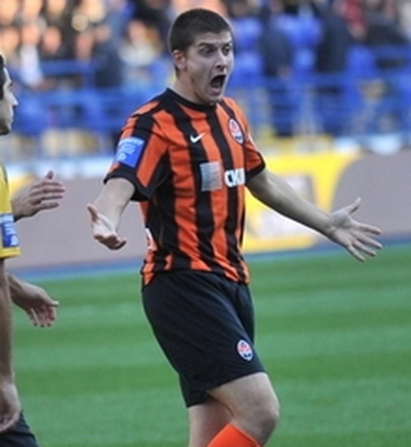Ярослав Ракицкий, фото ФК Шахтер