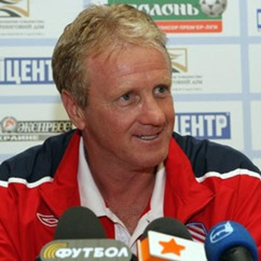 Валерий Петров, фото ФК Таврия