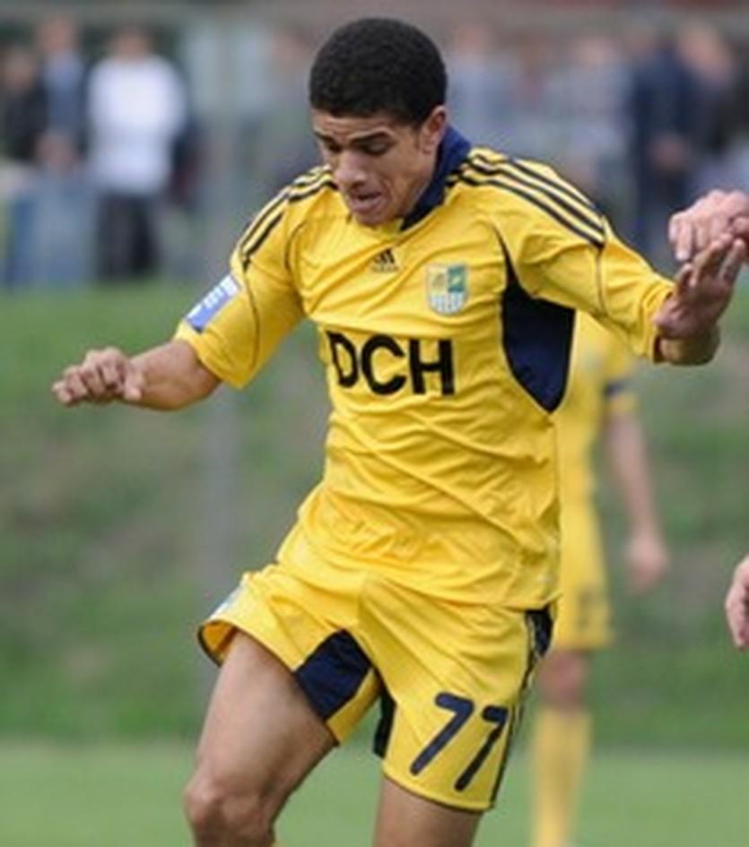 Тайсон, фото И.Хохлова, football.ua