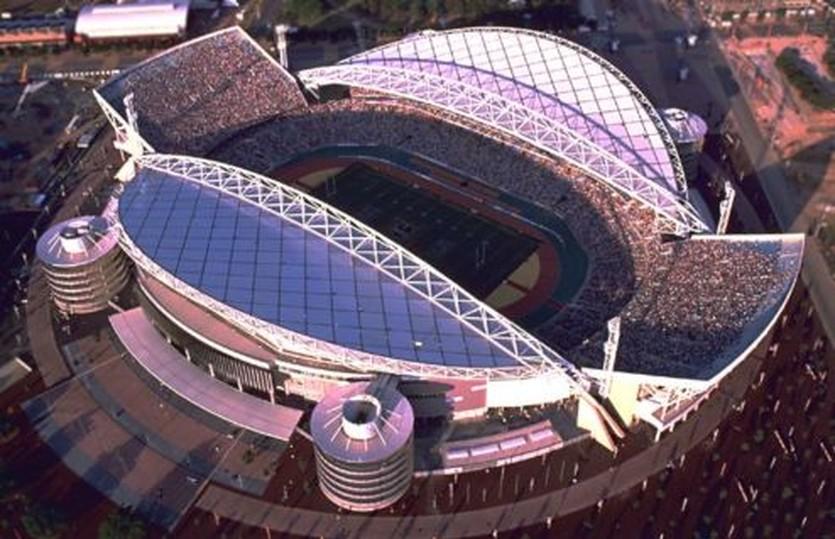 Олимпийский стадион Сиднея, фото Google.com