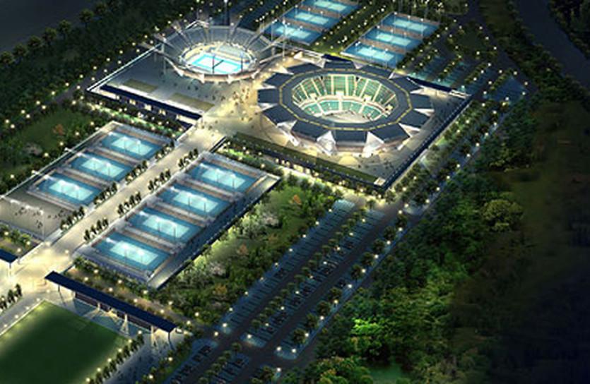 Пекин, фото China Open