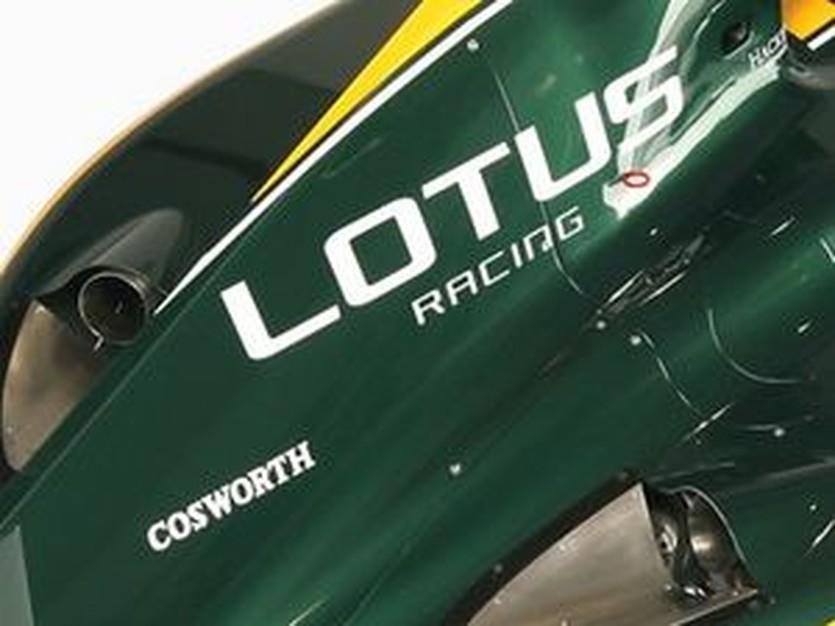 Фото Lotus Racing