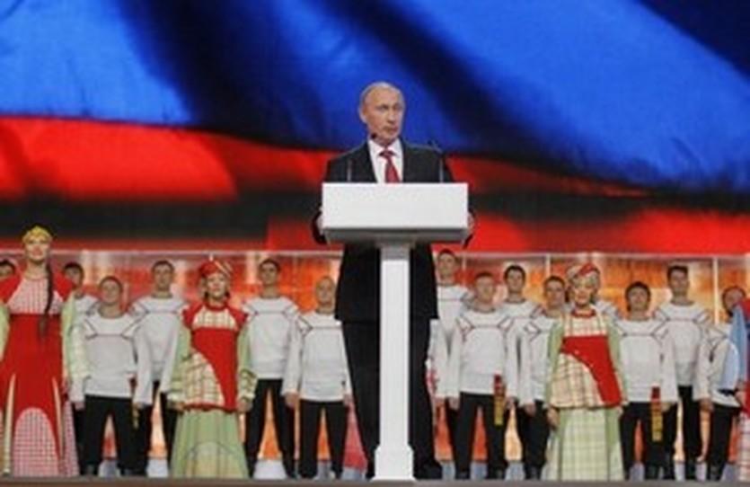 Владимир Путин, Reuters